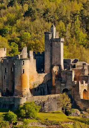 Le château de Bonaguil, la fin dun monde
