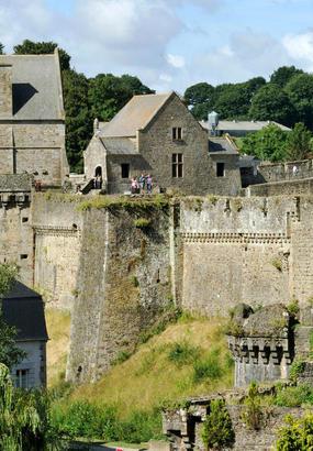 Le château de Fougères, gardien de Bretagne