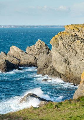 Île de Groix : qui voit Groix voit sa joie