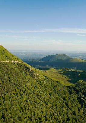 Circuits d'Auvergne : découvrez les volcans et puys d'Auvergne