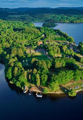 Le Morvan : le plein doxygène entre lacs et forêts