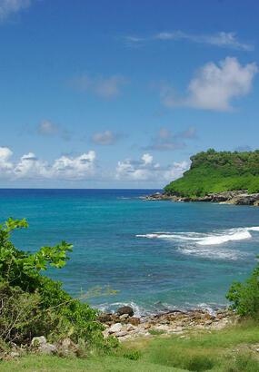 Que visiter sur l'île de La Désirade, en Guadeloupe ?