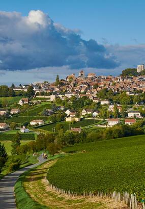 Sancerre, « village préféré des Français » 2021
