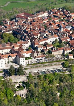 Flavigny-sur-Ozerain, lharmonie gourmande