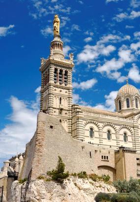 Dans les secrets de la Bonne Mère Notre-Dame de la Garde