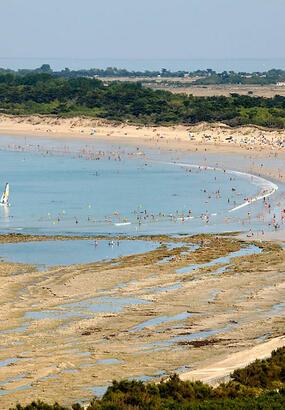 Les plus belles plages de la côte Atlantique