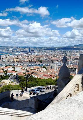 Marseille : ses plus beaux parcs et espaces verts