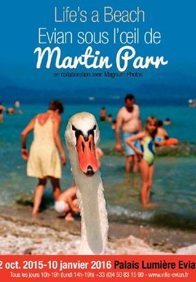 Exposition Martin Parr Évian