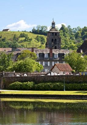 Beaulieu-sur-Dordogne, la riviera du Limousin