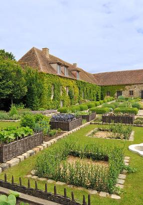 Jardin médiéval de Bois Richeux