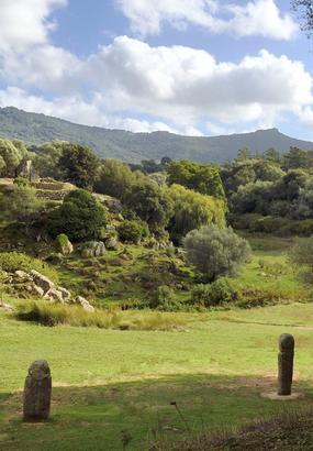 Filitosa, préhistoire et archéologie en Corse