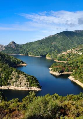 Vallée du Prunelli, balade en eaux fortes