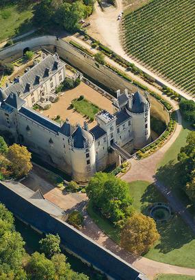 Brézé : le château de la Loire qui cache bien son jeu