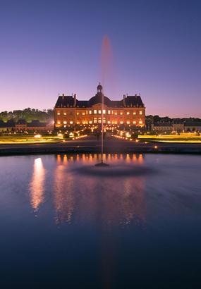 Découvrez Vaux-le-Vicomte à la lumière des chandelles