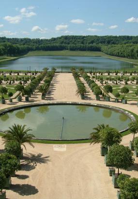 Découvrez le château de Versailles en courant