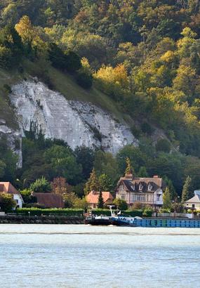 Au fil de la Seine : croisière de Honfleur à Paris