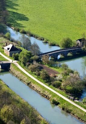 Canal de Bourgogne : balade sur la voie royale