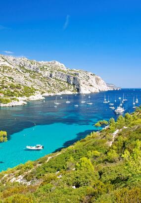 Les 10 plus belles calanques de Marseille