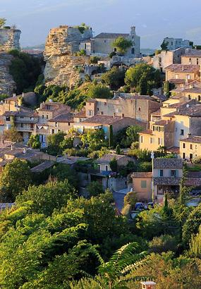 Le Luberon, randonnée de Bonnieux à Saignon