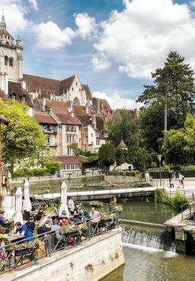 Franche-Comté : circuit touristique de Belfort à Dole