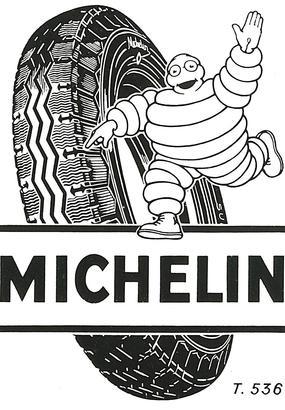 La légende Michelin : une histoire de route