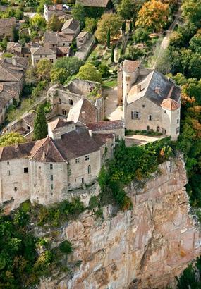 Village de Bruniquel
