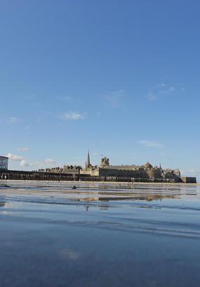 marée Saint Malo