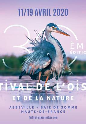 30ème Festival de l'Oiseau et de la Nature 2020
