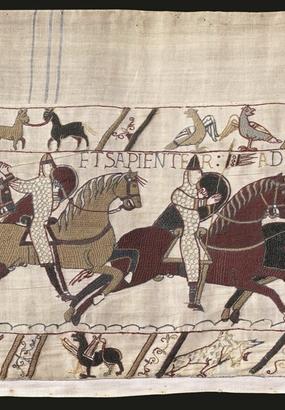Tapisserie de Bayeux : une histoire dessinée