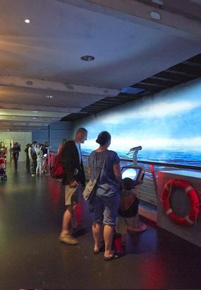 Escal'Atlantic, à Saint-Nazaire, l'aventure des paquebots de ligne
