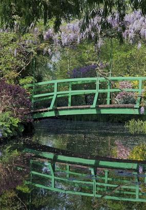 Giverny, sur les pas de Monet