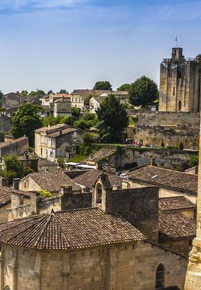 Saint-Emilion, un patrimoine grand cru