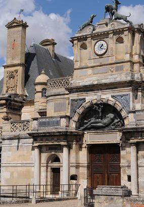Le château dAnet, beauté Renaissance