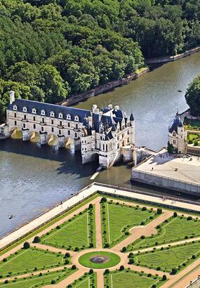 Château de Chenonceau, la séduction au féminin