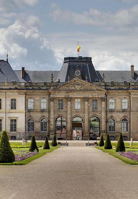 Lunéville, le palais réssucité