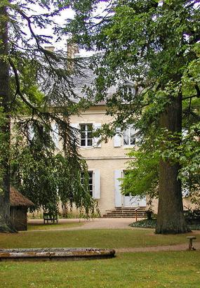 Nohant, dans la maison de famille de George Sand