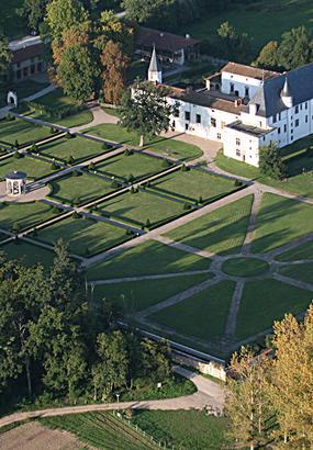 La Bâtie dUrfé, le palais italien dun humaniste