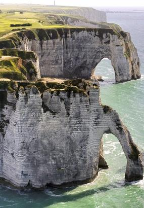 Plage d'Etretat