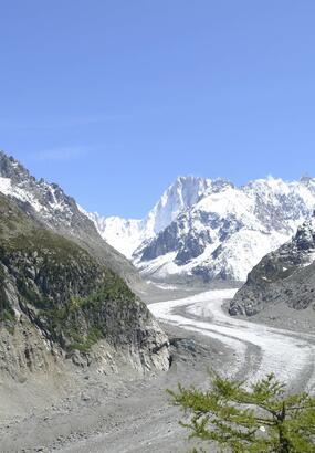 Mont Blanc: circuit touristique du toit de lEurope