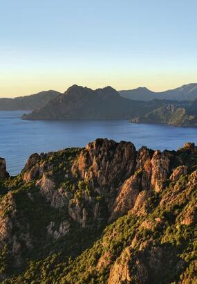 Calanche de Piana : le paradis de porphyre rouge