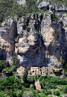 Les gorges du Tarn : l'eau précieuse