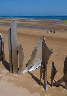 Omaha Beach, mémoire du D-Day
