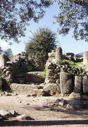 Statue-Menhirs