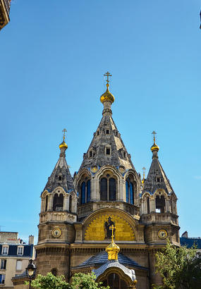Cathédrale russe de Paris, un imbroglio orthodoxe