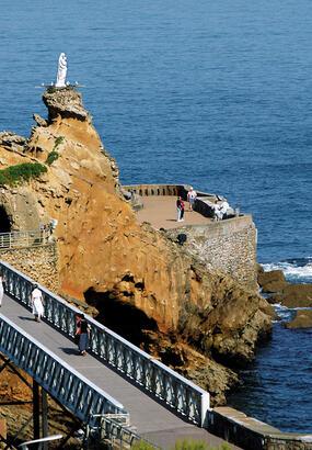 Pays Basque : circuit de l'Atlantique aux Pyrénées