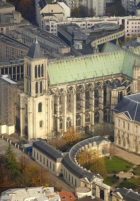 La nécropole de la Basilique Saint-Denis