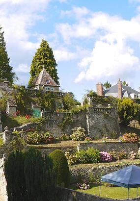 Gerberoy, la plus petite ville de France
