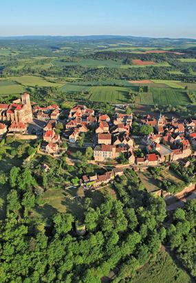 Vézelay, une cité radieuse