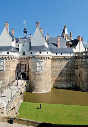 Château des Ducs de Bretagne, la renaissance dune forteresse