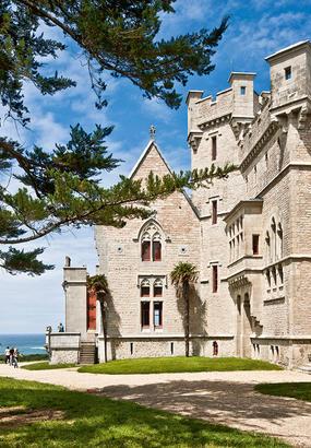 Le château Abbadia, une invitation au voyage